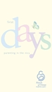 First Days: Parenting in the NICU (VHS)