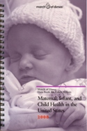 Data Book for Policymakers: Maternal, Infant and Child Health in the United States 2010
