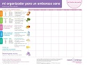 Healthy Pregnancy Organizer (Spanish) (Available While Supplies Last)