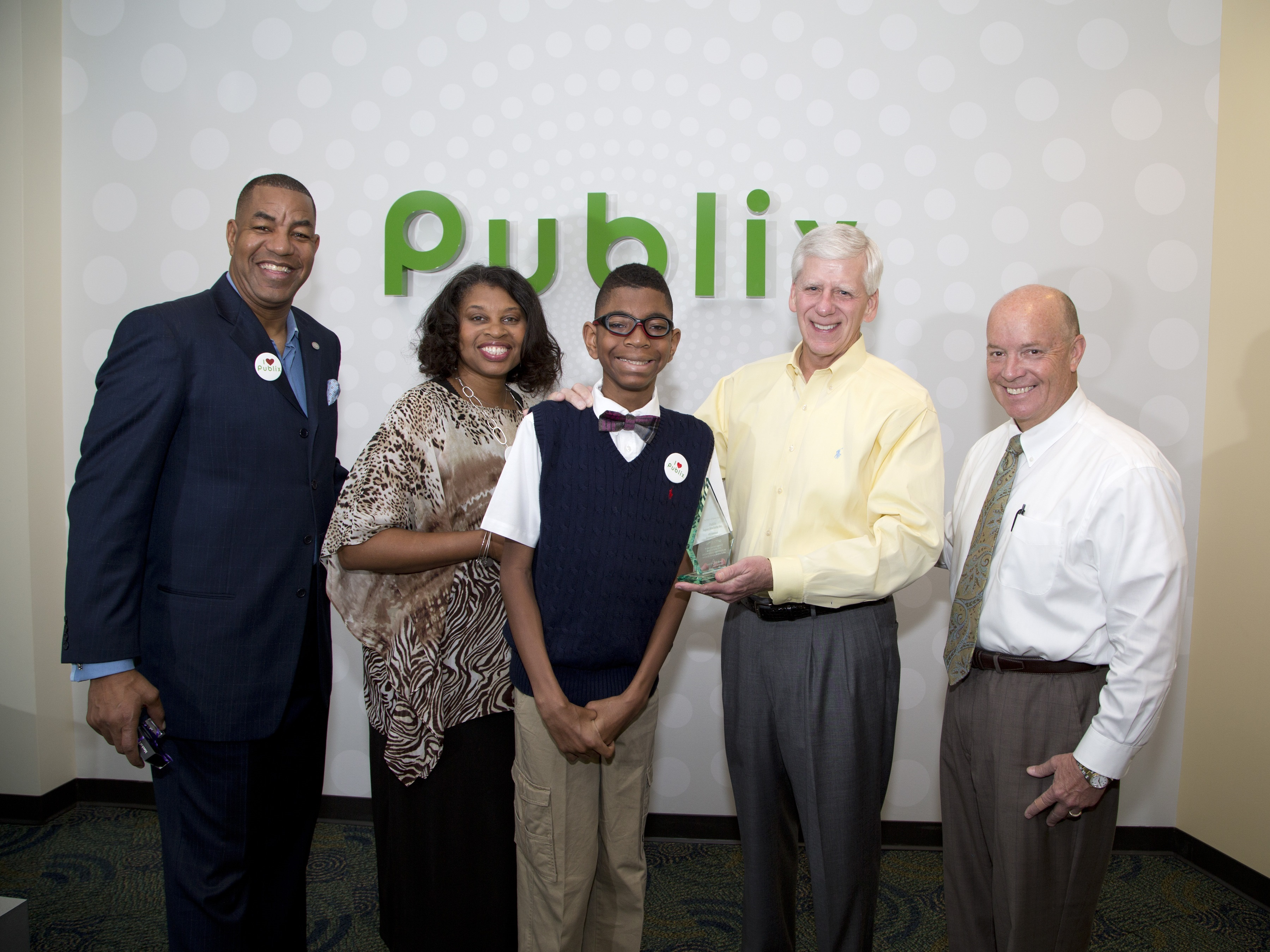 Publix raises more than 6 million during annual march of dimes celebrating 20 years of supporting stronger healthier babies voltagebd Choice Image