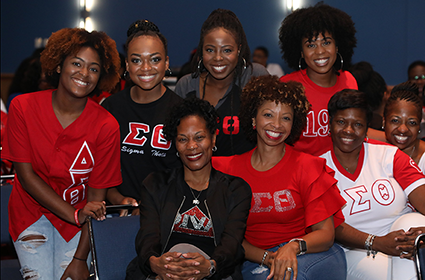 Delta Sigma Theta Sorority INC - National Service Partner Gallery image