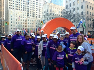 March of Dimes volunteers at Today Show