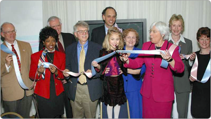 March of Dimes Prematurity Campaign launch; January 30, 2003