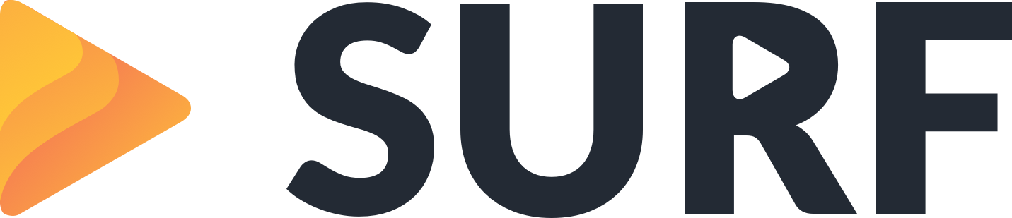 Surf Media, Inc. logo