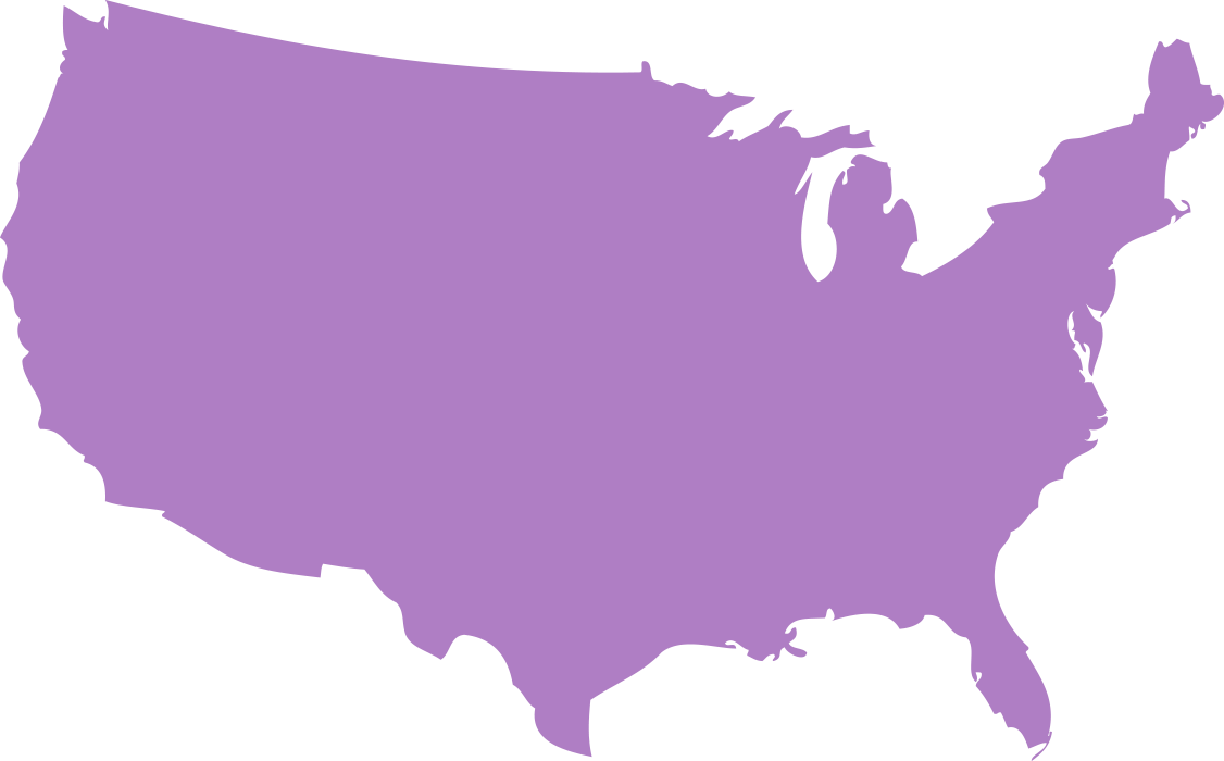Map Showing where March of Dimes Prematurity Research Centers